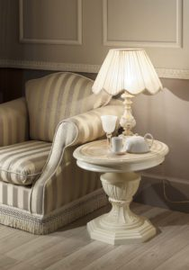 GRETA lamp table beige
